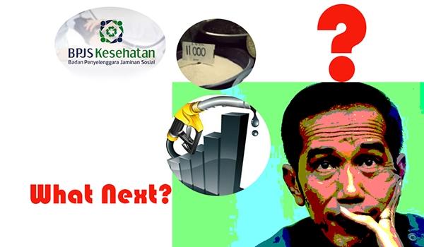 Menanti Kebijakan Pemerintahan Jokowi