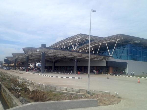 Bandar Udara Sultan Syarif Abdurrahman Pontianak