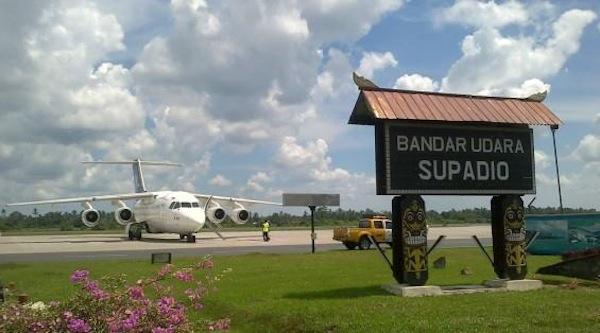 Bandar Udara Supadio Pontianak