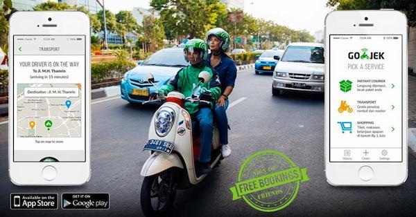 Go-Jek Indonesia