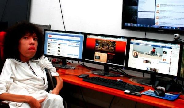 Habibie Afsyah Internet Marketing Indonesia