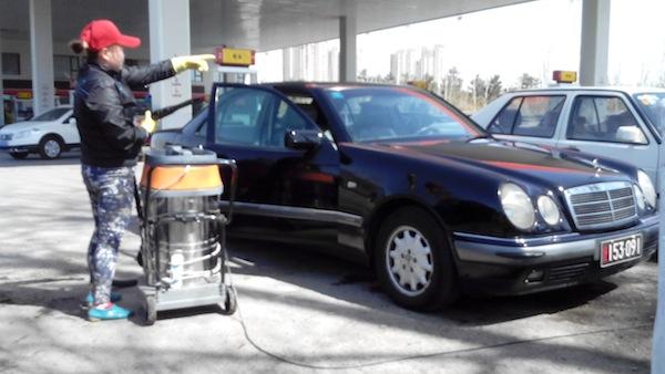 Jasa Cuci Mobil Panggilan Keliling di Beijing