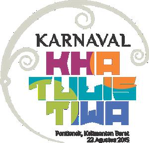 Logo Karnaval Khatulistiwa 2015
