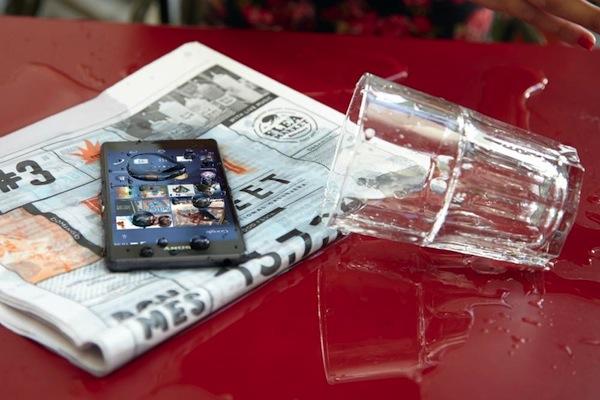 Sony Xperia Z3 Waterproof