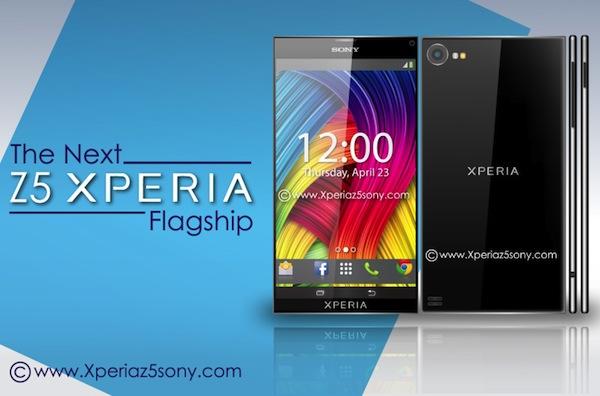 Sony Xperia Z5 New Concept