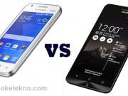 Samsung Galaxy V vs Asus Zenfone 4S