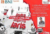 Seminar Bikin Toko Online Langsung Laris Pontianak