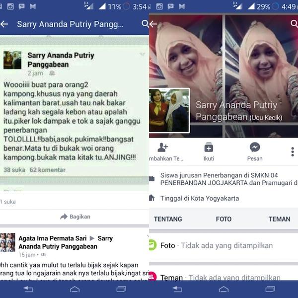 Status Negatif Sarry Ananda Putriy Panggabean