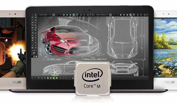 ASUS ZenBook UX305FA Tipis Namun Tetap Bertenaga