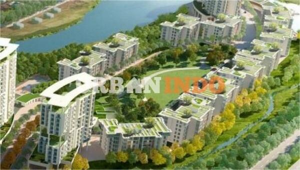 Apartemen Murah Oasis di Bekasi