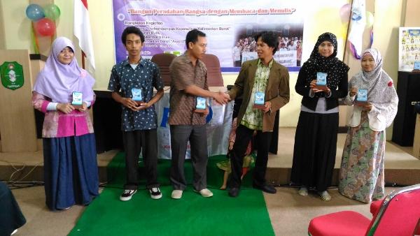 Milad FLP 19 Kalbar - Pemenang FLP Kalbar Award