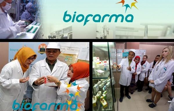BioFarma Bentuk Tim Internal Halal