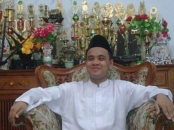 Muhammad Hasbi, Hafizh Quran Tunanetra dari Kota Pontianak