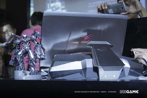Penampakan ASUS ROG GX700