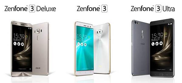 ASUS Zenfone 3 Resmi Dirilis di Taipei