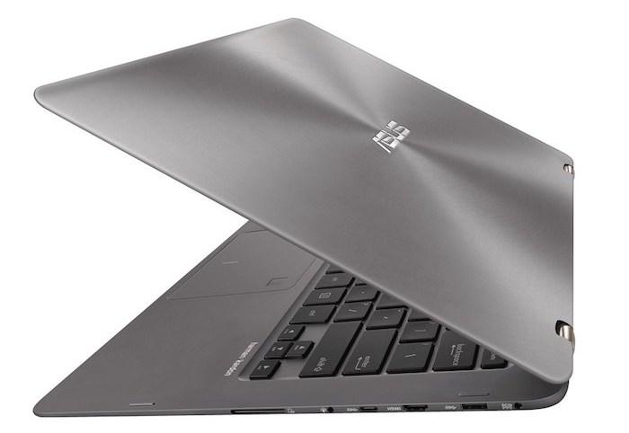 ASUS ZenBook Flip UX360UAK Tampak Samping