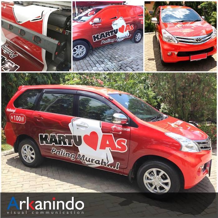 Arkanindo - Jasa Desain Branding Mobil Pontianak