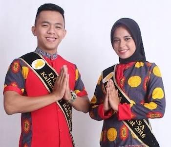 Duta Bahasa Kalimantan Barat Tahun 2016