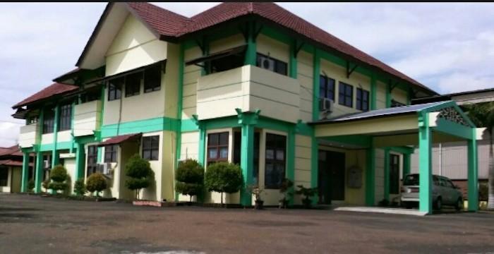 Kantor Balai Bahasa Kalimantan Barat