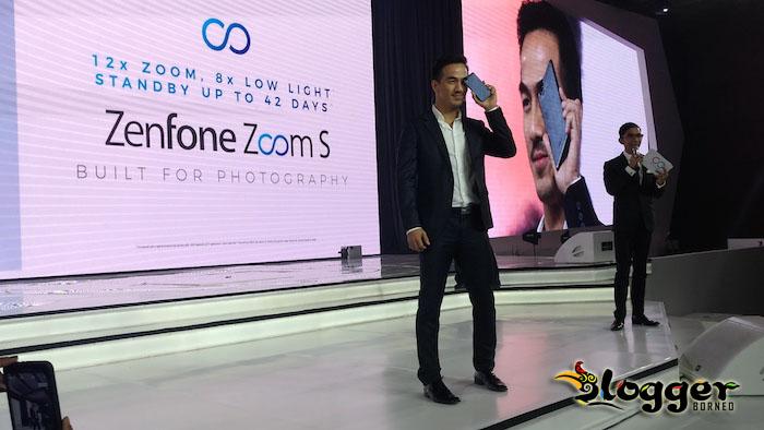 ASUS ZenFone Zoom S Ambassador