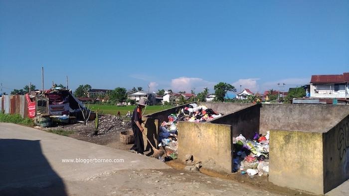 Lokasi TPS Komplek PIL Kubu Raya