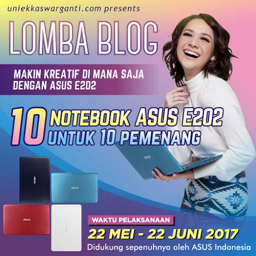 Banner Lomba Blog ASUS EeeBook E202