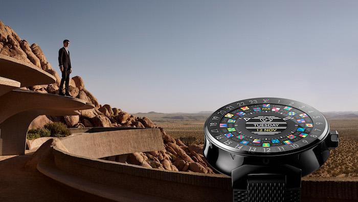 Smartwatch Pertama Louis Vuitton
