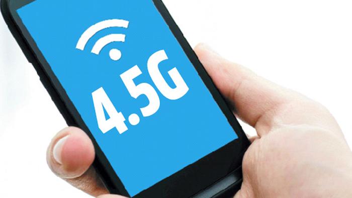 Teknologi 4.5G