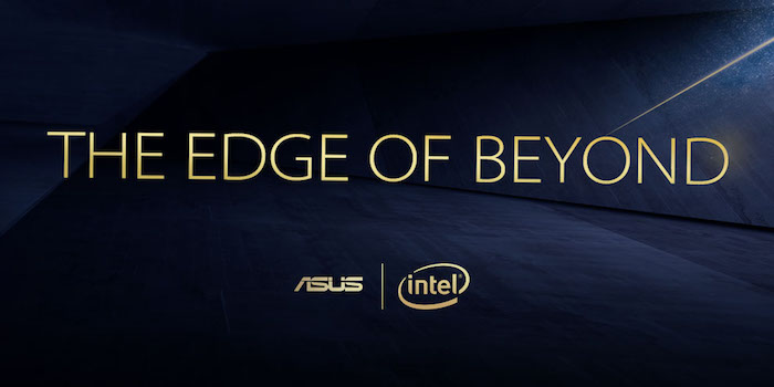 ASUS Notebook Launching The Edge of Beyond 2017