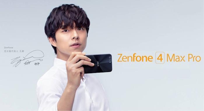 ASUS Zenfone 4 Ambassador