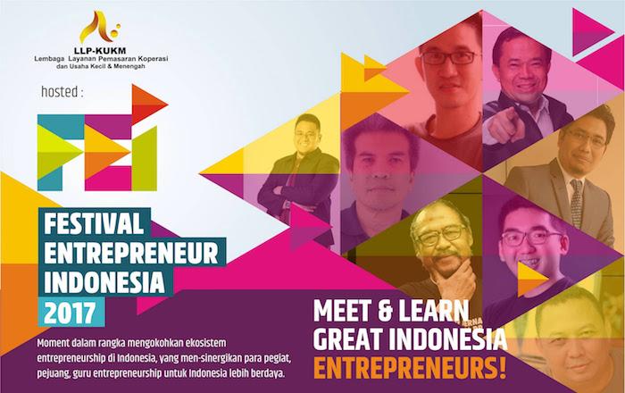 Festival Entrepreneur Indonesia 2017