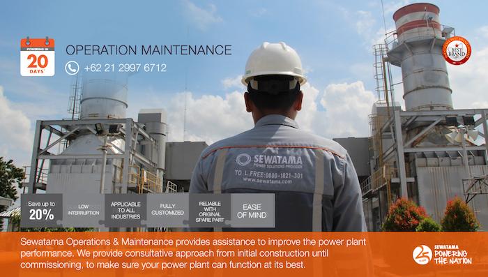 Perusahaan Sewatama Power Solutions Provider