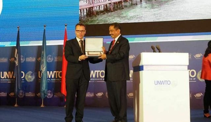 Indonesia Juara Video Pariwisata UNWTO 2017