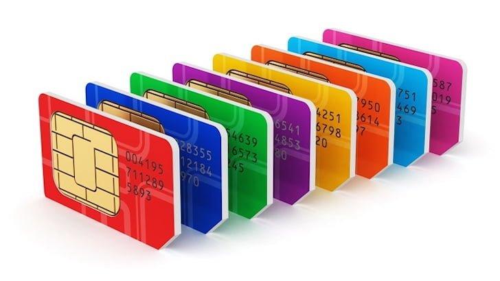 Proses Registrasi SIM Card