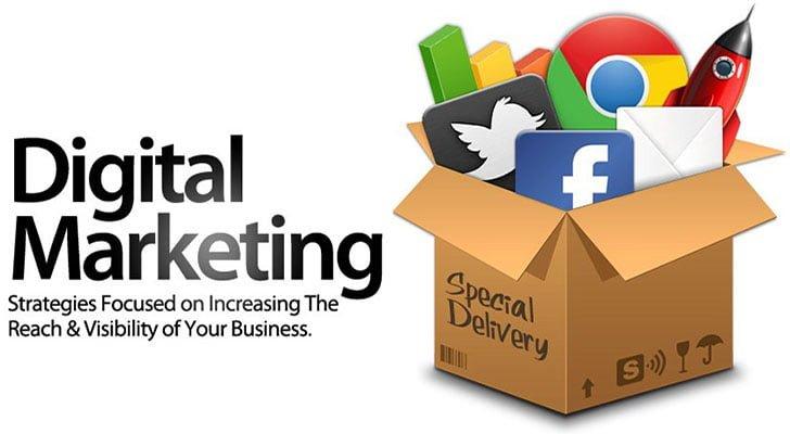 Digital Agency Marketing