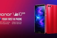 Crush Red Honor View 10