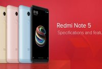 Redmi Note 5 Flash Sale Indonesia