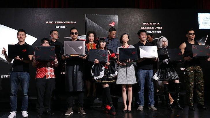 Barisan Laptop Gaming Milik ASUS Siap Melibas Lawan