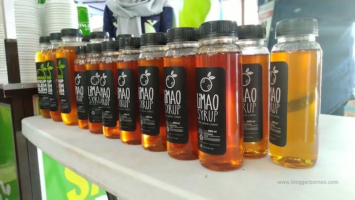 Salah Satu Produk UMKM Kalbar Limao Syrup