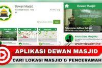 Aplikasi Dewan Masjid Indonesia
