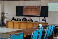 Kata Sambutan Perwakilan Pengurus HIMASI UNTAN Tahun 2017-2018
