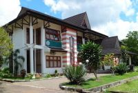 Salah Satu Bangunan Fakultas Ekonomi dan Bisnis UNTAN